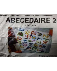 TAPIS LAINE ABÉCÉDAIRE 160X230CM