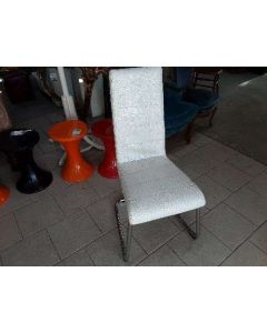 CHAISE BLANCHE STYLE CROCO