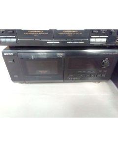 LECTEUR 50 CD AUDIO - Sony