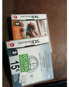 JEU DS - Nintendo
