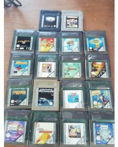 JEU GAMEBOY COLOR - Nintendo