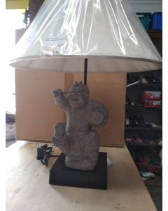 LAMPE À POSER TAMBOUR